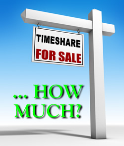 How Much Is My Timeshare Worth?